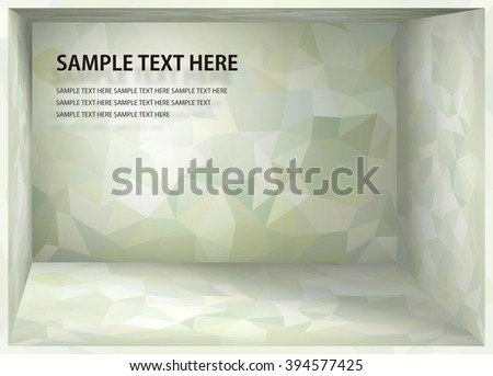 cubism background bright mint