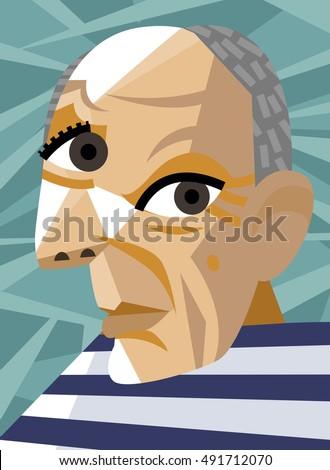 cubist famous painter