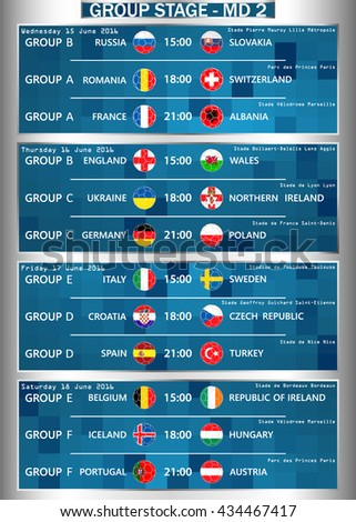 cup euro 2016 group stage   md