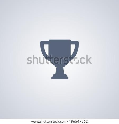 Cup icon, champion icon