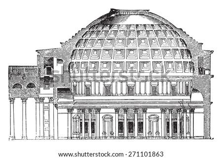 cup pantheon of agrippa