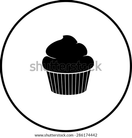 may cupcake vectors download free vector art stock graphics images rh vecteezy com cupcake vector icon cupcake vector image free