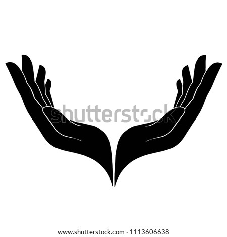 stock-vector-cupping-hands-illustration-vector-ideal-for-logo-s-stickers-flyers-promotions-t-shirts