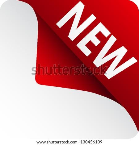 New ribbon png