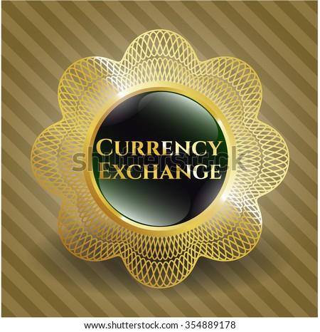 Currency Exchange golden badge