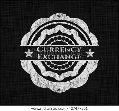 Currency Exchange on blackboard