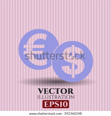 Currency Exchange symbol