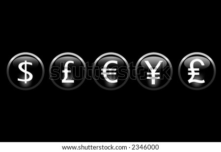 Currency icons.