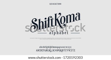 Custom font bundle script serif.