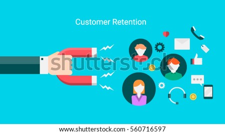 customer retention  attract
