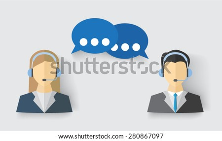 customer service people