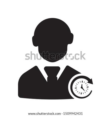 Customer Support Icon, Customer consultant vector