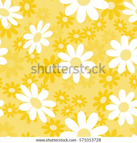cute abstract seamless pattern