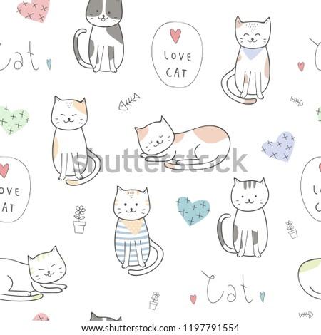 cute adorable cat kitten