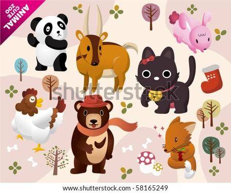cute animals zoo