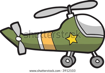 Army Helicopter Clipart Cute Army Helicopter Vector