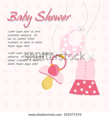 Non Baby Shower Invitation with awesome invitation example