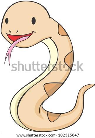 Cute Baby Snake