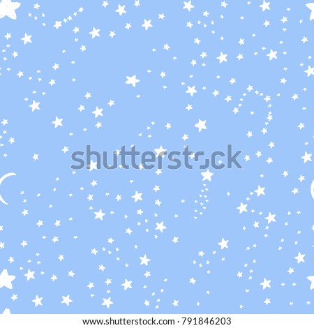 cute background for kids fabric
