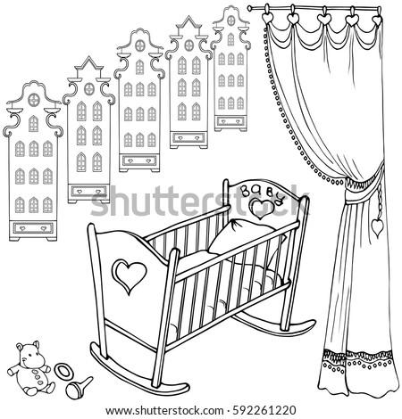 cute bed for little baby...