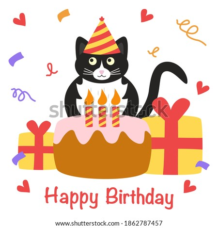 Hello Kitty Hello Kitty Kitty Happy Birthday Cat Clipart Stunning Free Transparent Png Clipart Images Free Download