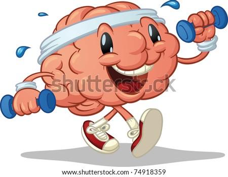 Cute brain exercising ...