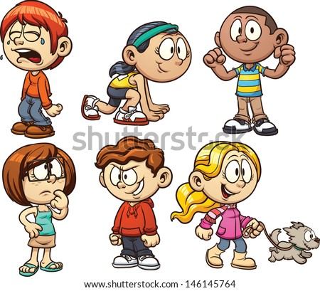 cartoon boy download free vector art stock graphics images