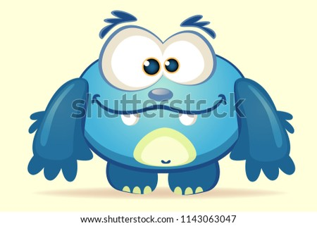cartoon monsters expressions download free vector art stock