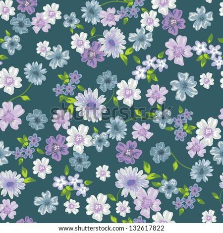 stock-vector-cute-daisy-seamless-print