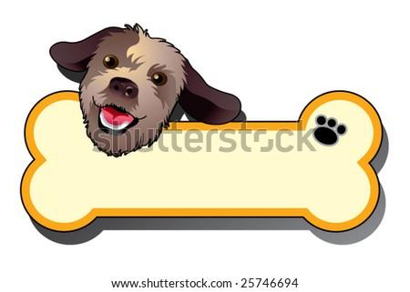 cute dog logos