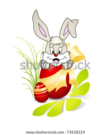 cute easter bunny cartoon pictures. Cute Easter bunny cartoon