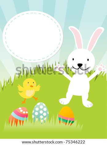 pictures of easter bunnies to color. easter bunnies to color. cute