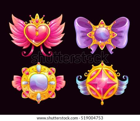 cute fantasy decorative