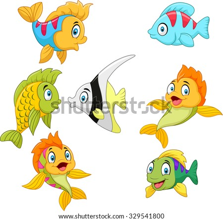 stock-vector-cute-fish-collection-set-isolated-on-white-background