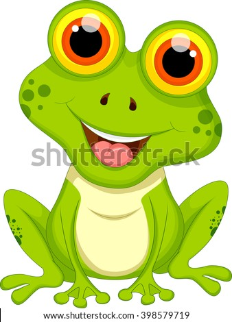 stock-vector-cute-frog-cartoon