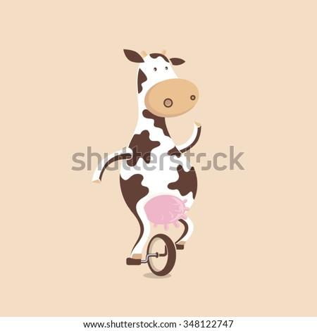cute funny cow cartoon funny