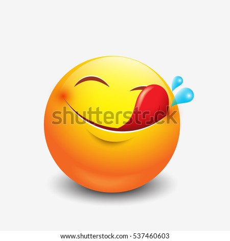 cute hungry emoticon  emoji