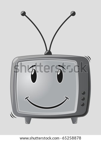 cute laughing tv