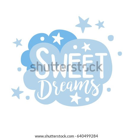 cute light blue cartoon cloud