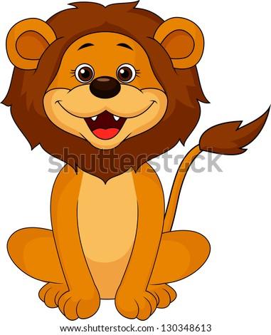 Cartoon lioness pictures
