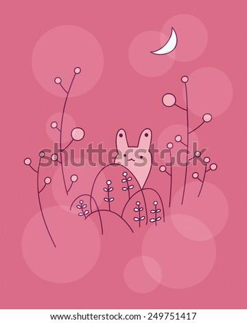 cute little bunny peeps from