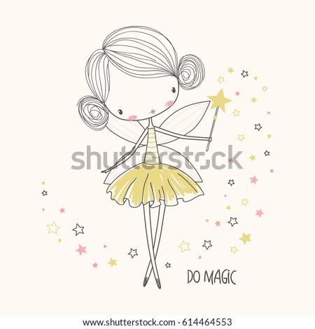 cute little fairy nursery