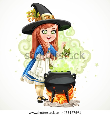 cute little girl dressed as a