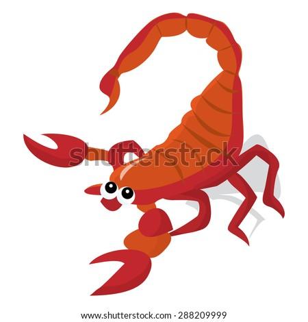 cute little red cartoon