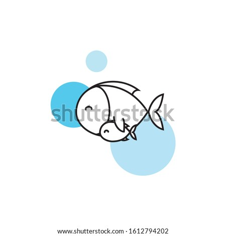 Fish Clip Art - Cute Baby Fish Clipart - Png Download (#5218618) -  PinClipart