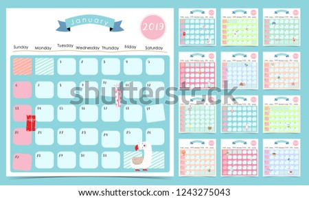 March Printable Monthly Calendar Free Vector Download Free Vector