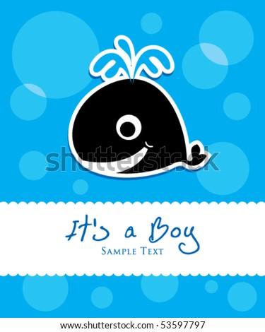 cute orca boy tag