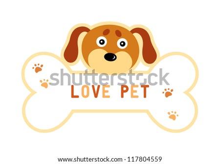 cute puppy board