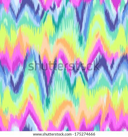 Cute Rainbow Pictures Cute Rainbow Ikat Chevron