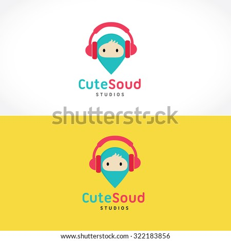 cute sound sound logo pointer